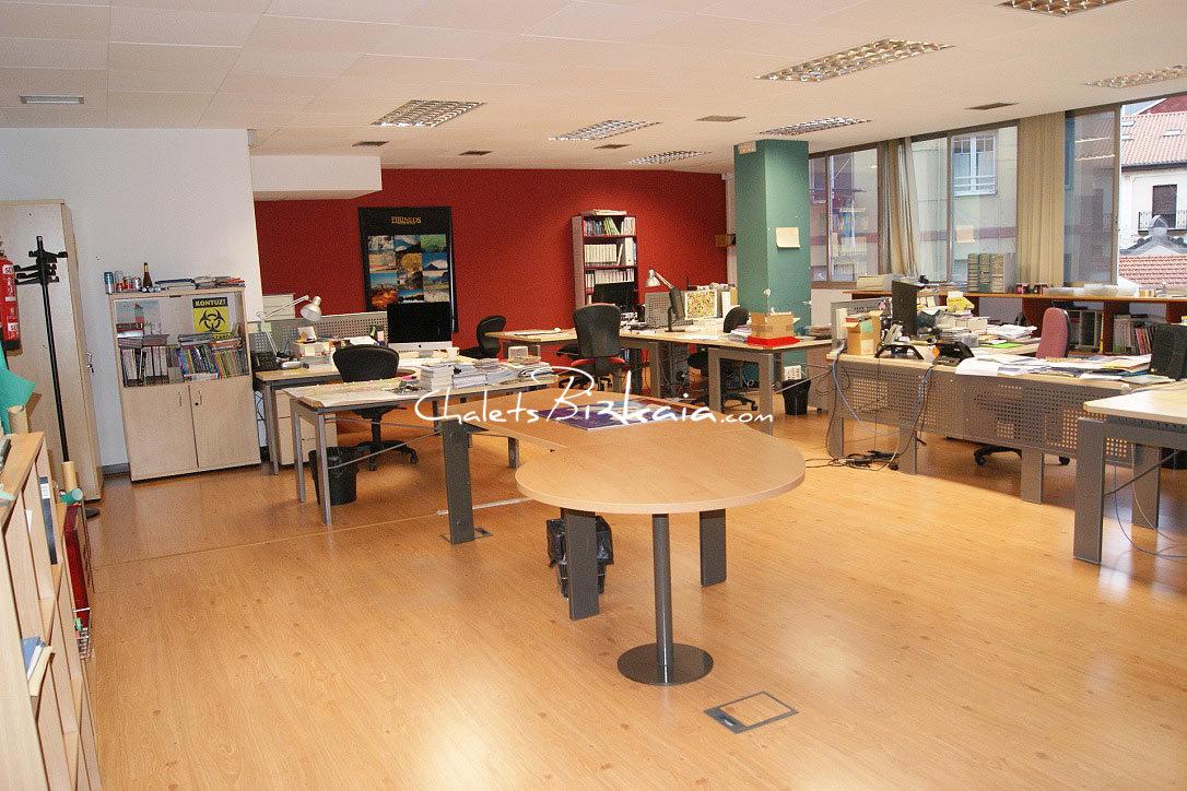 Bi vofi 0017 oficina en bilbao for Oficinas bankia bilbao